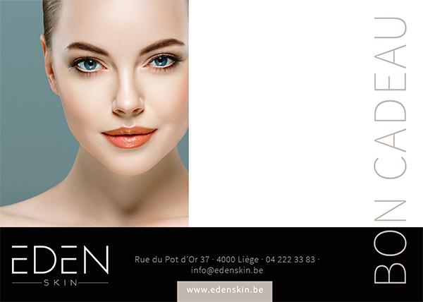 Bon cadeau Eden Skin
